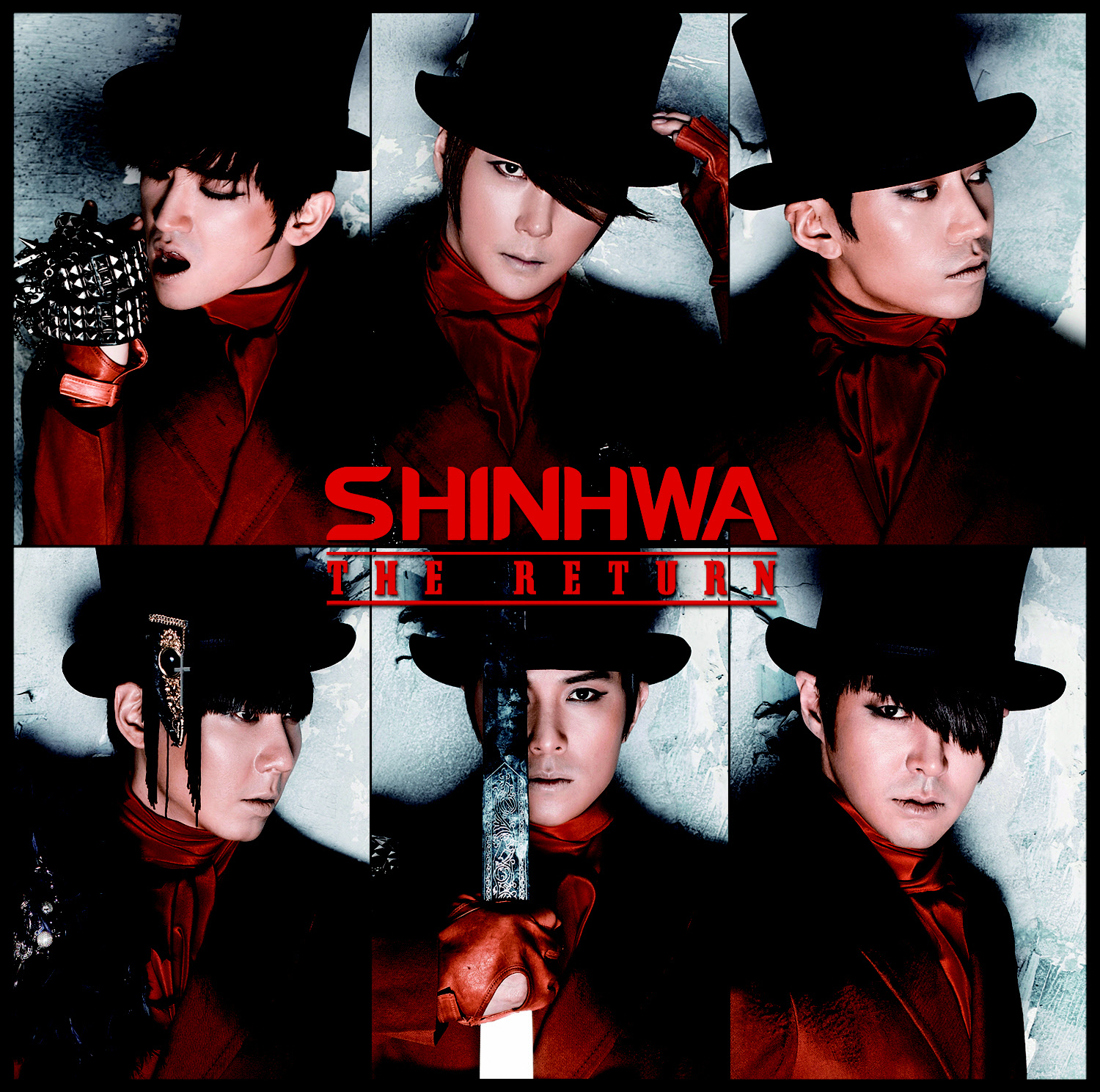 Shinhwa The Return