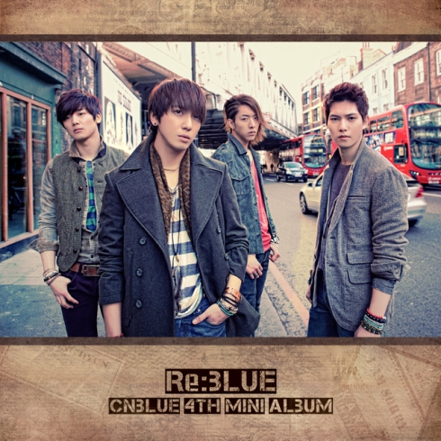 cnblue 4th mini album