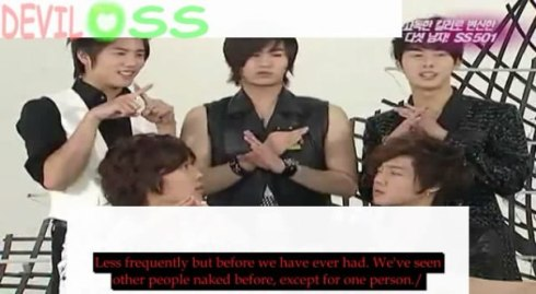 [ENG SUB] SS501 SOLO COLLECTION DRAMA MV INTERVIEW
